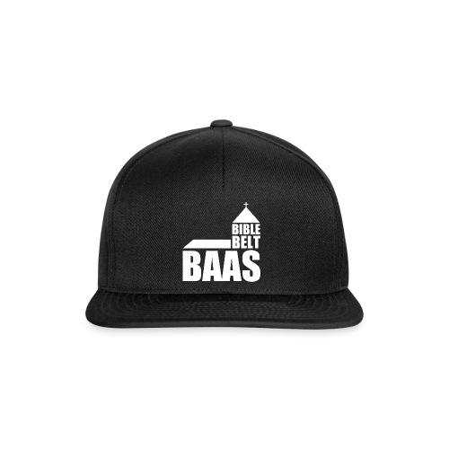 BIBLEBELTBAAS - Snapback cap