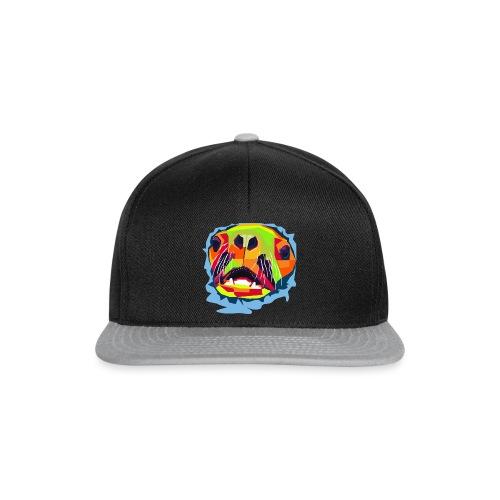 Robbe bunt - Snapback Cap