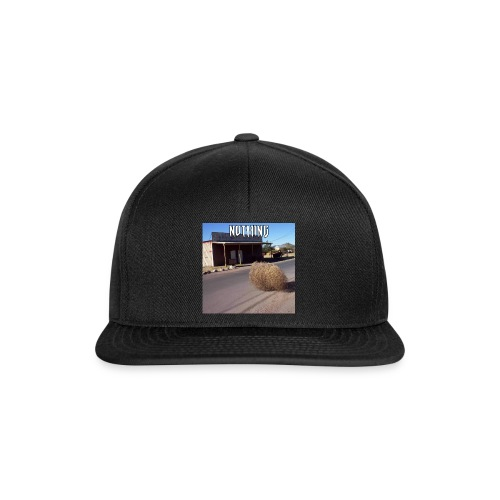 NOTHING - Casquette snapback