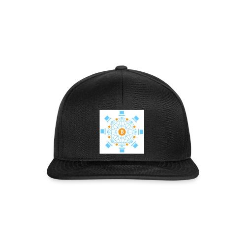 Blockchain - Snapback Cap