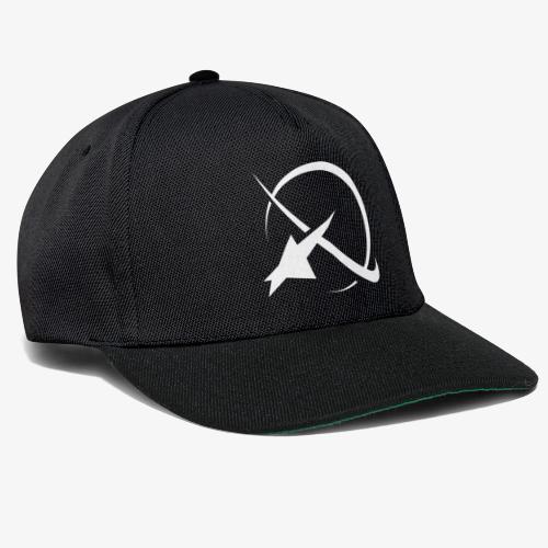 larplogo noglow notext - Snapback Cap