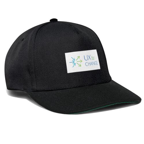 UX for Change - Snapback Cap