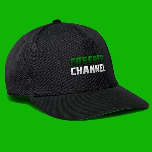 CreeperChannel Logo - Snapback cap