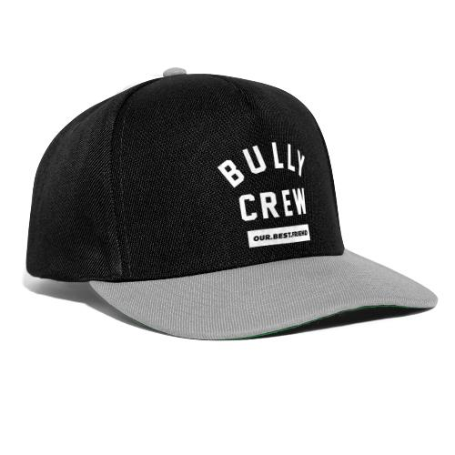 Bully Crew Letters - Snapback Cap