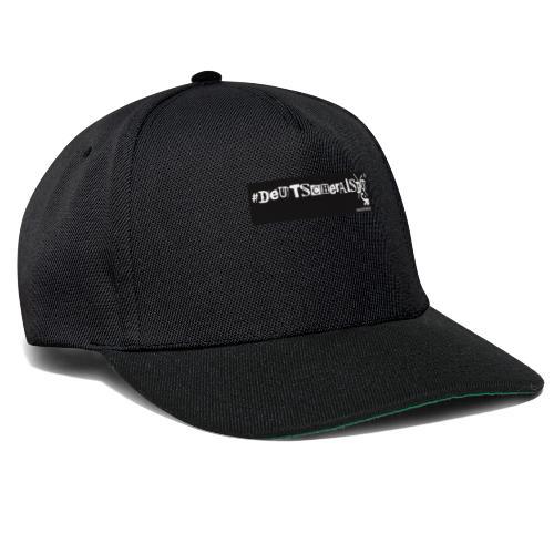 03DeutscheralsDu - Snapback Cap
