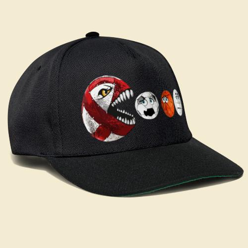 Radball | Cycle Ball RedMan - Snapback Cap