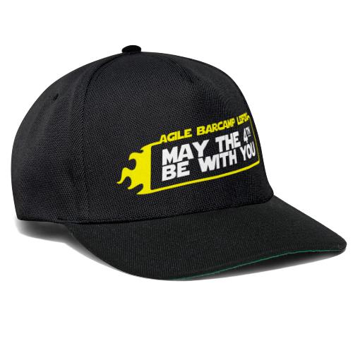 agiLE Leipzig | may the 4th be with you - Snapback Cap