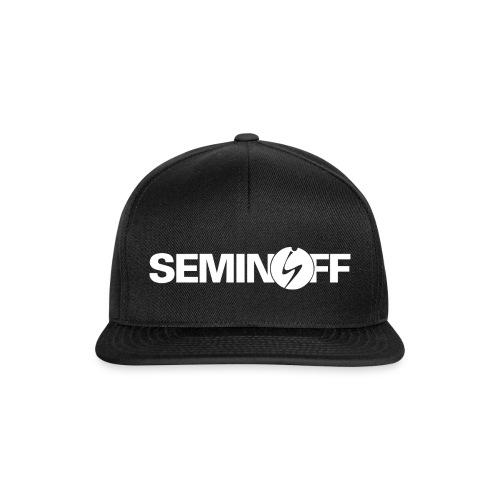 Seminoff plain logo - Snapbackkeps