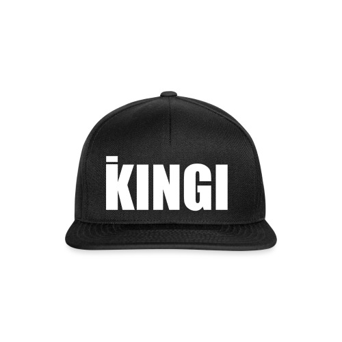 iKINGI - Snapback Cap