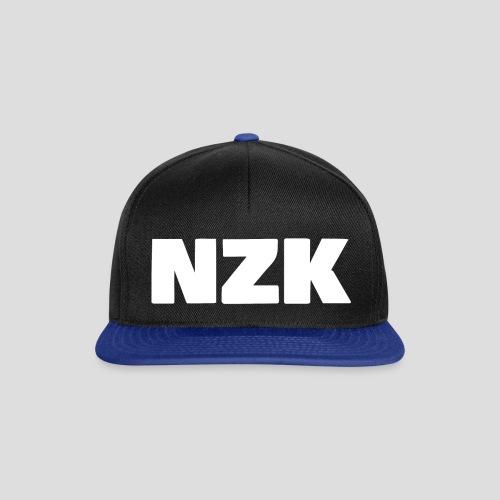 NZK logo - Snapback cap