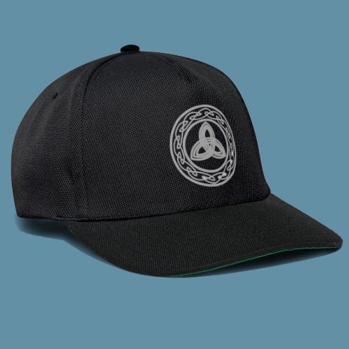 logo Yggdrasil copia png - Snapback Cap