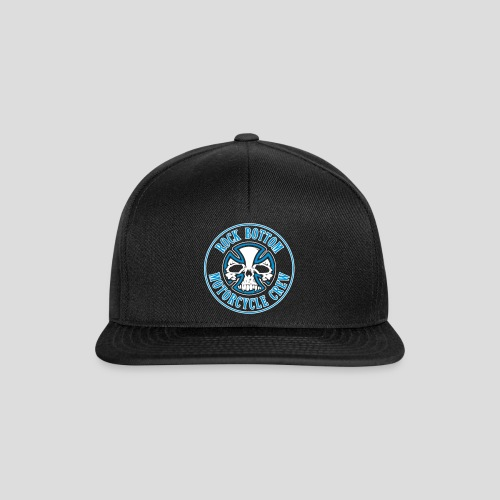 Rock Bottom Primary Logo - Snapback Cap