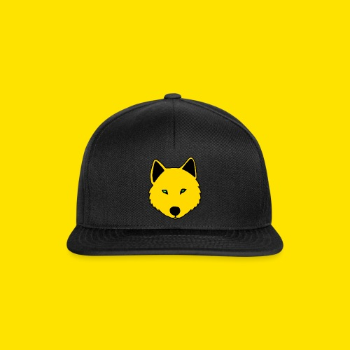 Jasja The Wolf - Snapback Cap