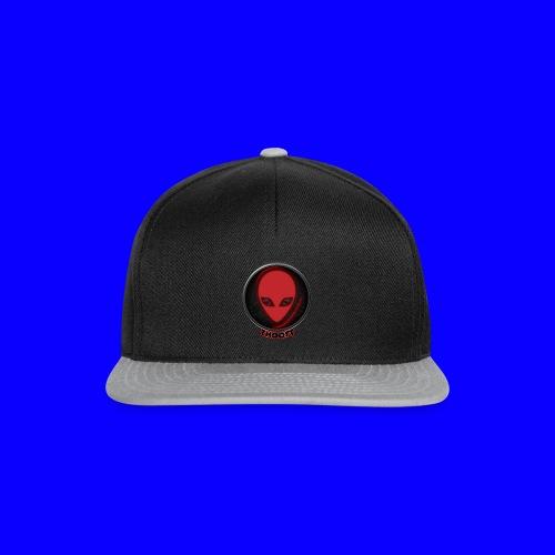 LogoTemplate10byhax png - Snapback cap