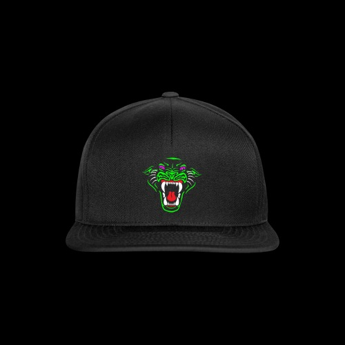 Panther logo tshiret png - Snapback Cap