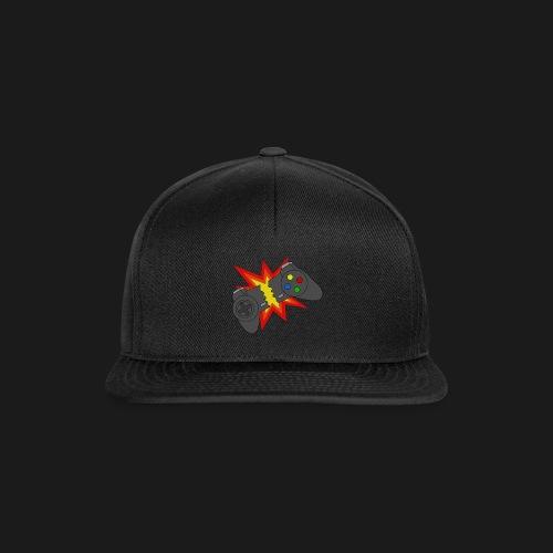 madgamers logo png - Snapback Cap