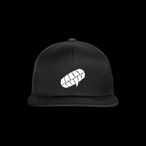 Nackagubben Logo White - Snapback Cap