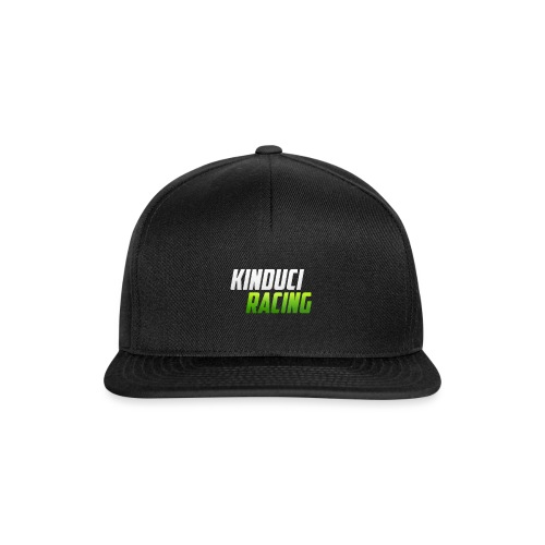 kinduci racing logo - Snapback Cap