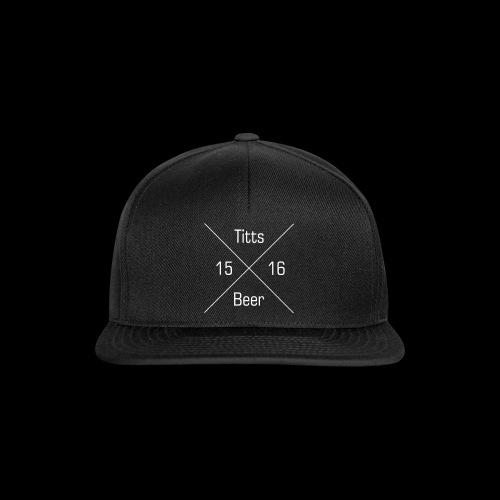 TittsxBeer Classic - Snapback Cap