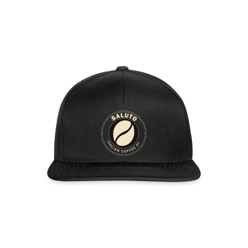 Saluto Coffee Edinburgh - Snapback Cap