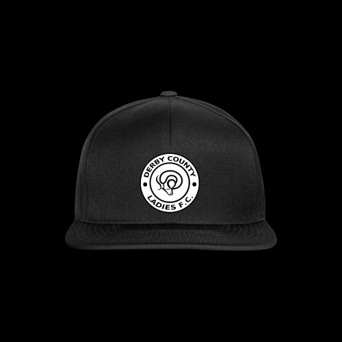 DCLFC Ram Head Badge - Snapback Cap
