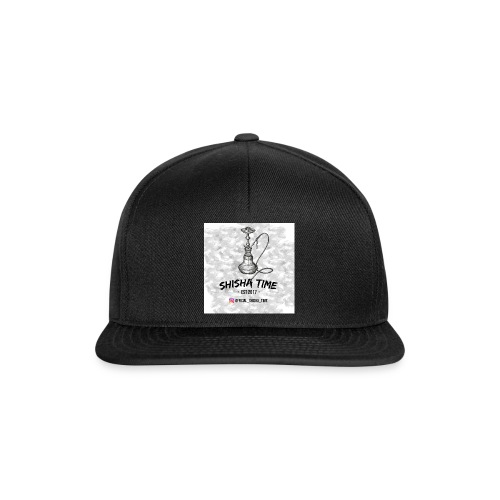Official Shisha Time Logo - Snapback Cap