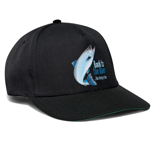10-36 BACK TO THE RIVER - Snapback Cap