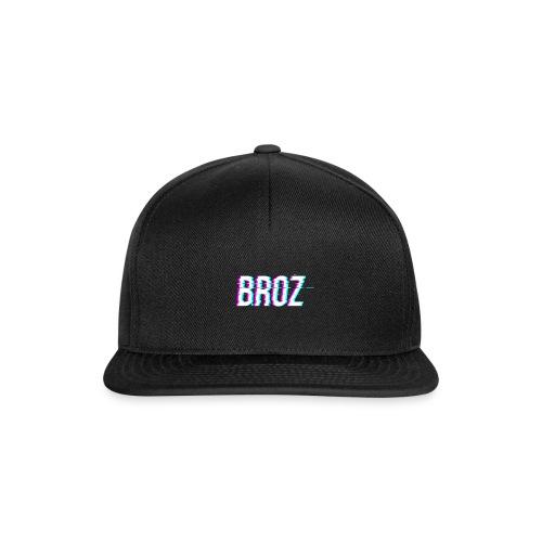 BR0Z DESIGN - Snapback Cap