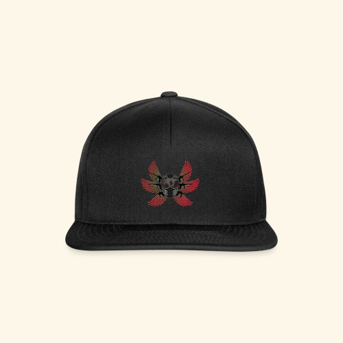 six wings paintball - Snapback Cap