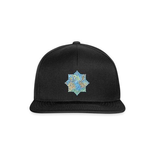celtic flower - Snapback Cap