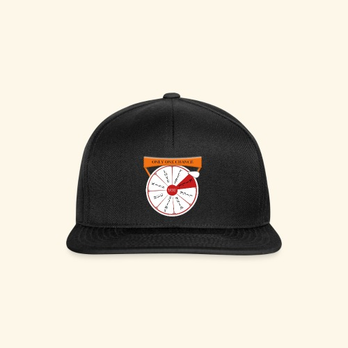 wheel of fortune? - Snapback Cap