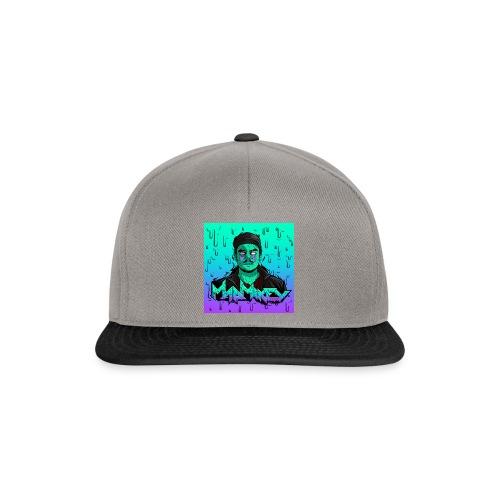MadMikey Grime Art Sticky Green - Snapback cap