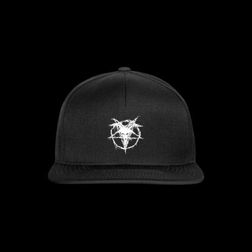 White Goat - Snapback Cap