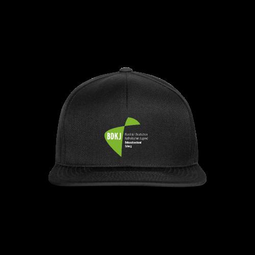 BDKJ Logo Transparenz - Snapback Cap