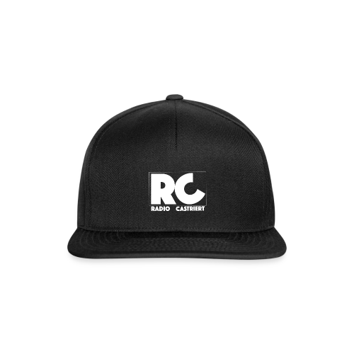 Radio CASTriert Logo 2017/2018 - Snapback Cap