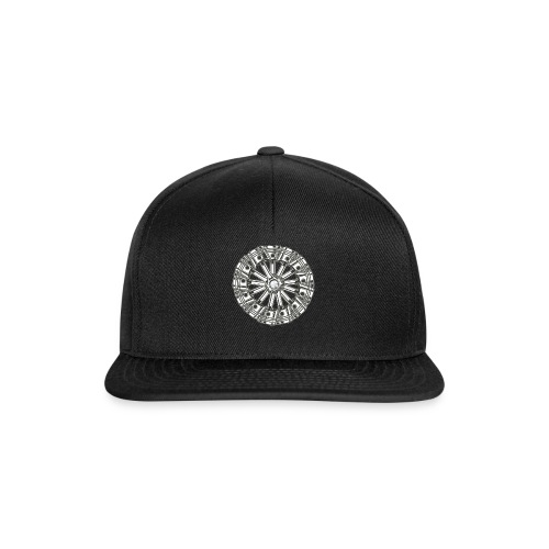zuiger rol - Snapback cap