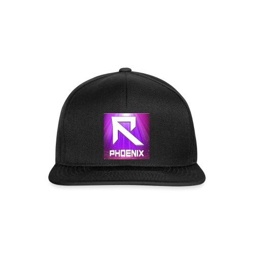 RTrixx Phoenix Logo - Snapback Cap