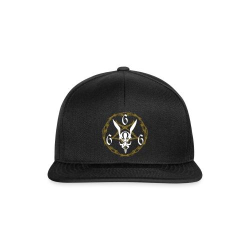 Rabbit 666 - Snapback Cap