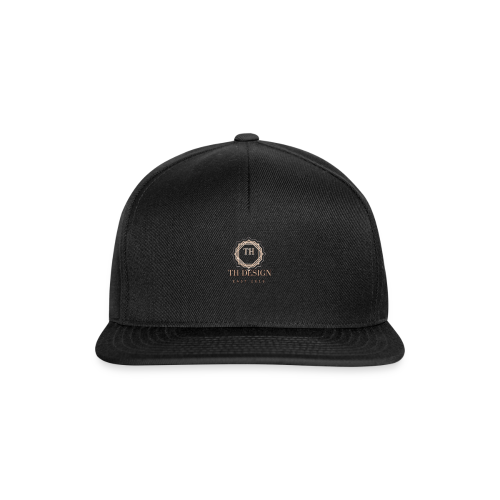 TH Design Elegant - Snapback Cap