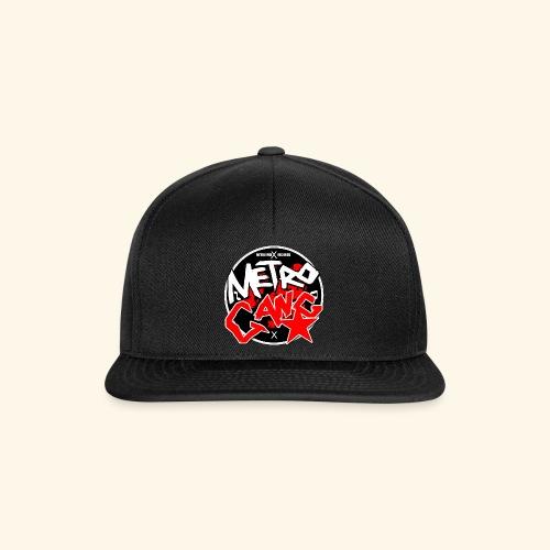 METRO GANG LIFESTYLE - Snapback Cap