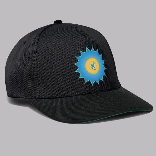 vishudda chakra - Snapback Cap