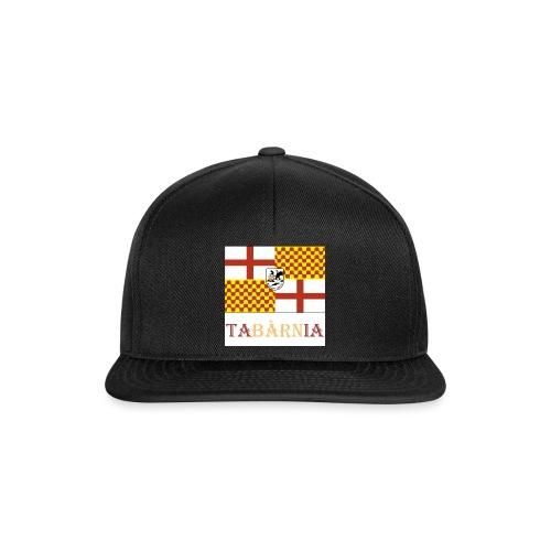 Bandera Tabarnia con escudo y nombre - Gorra Snapback