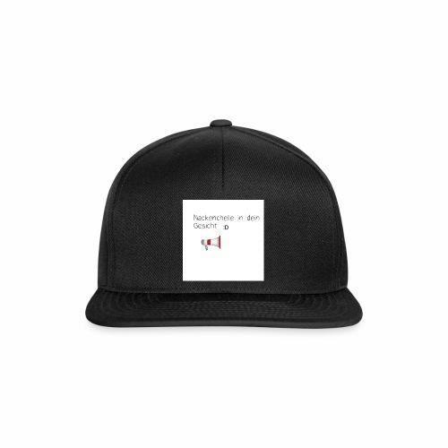 textgram - Snapback Cap