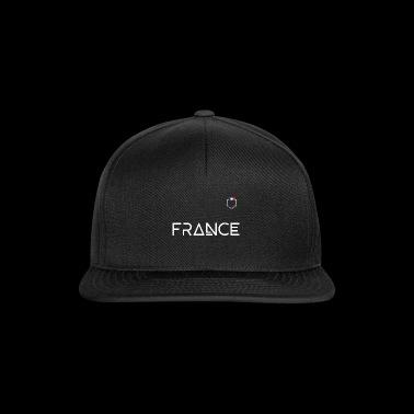 Francia Francia Marca la idea de regalo emblema - Gorra Snapback