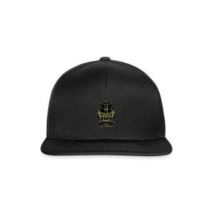 spacemask yellow - Snapback cap
