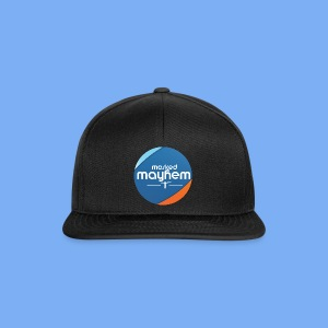circle design - Snapback Cap