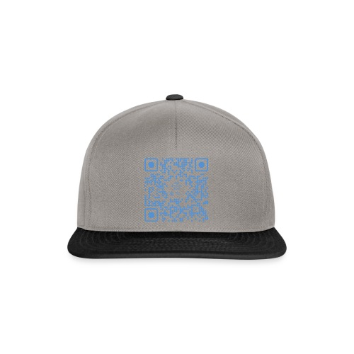 QR The New Internet Shouldn t Be Blockchain Based - Snapback Cap