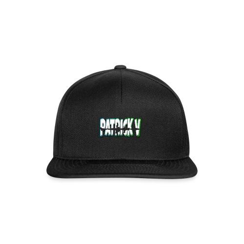 Patrick V Name - Snapback Cap