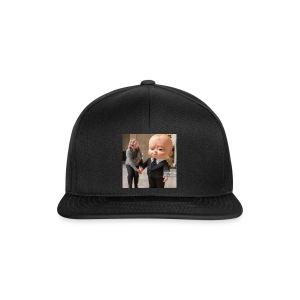 b0ss bb - Snapback Cap
