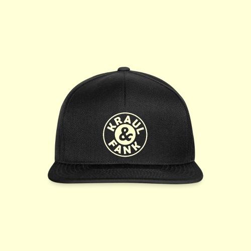Kraul & Fank transparent - Snapback Cap
